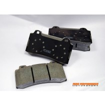 4 Piston Replacement Brake Pads