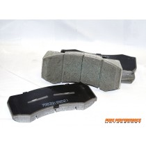 6 Piston Replacement Brake Pads