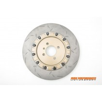 2x Front 330mm/32mm Replacement Rotors