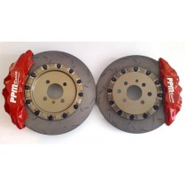 "Peugeot 206,306,307 Front +Rear Brake Kit  Fits 17"" Wheels"